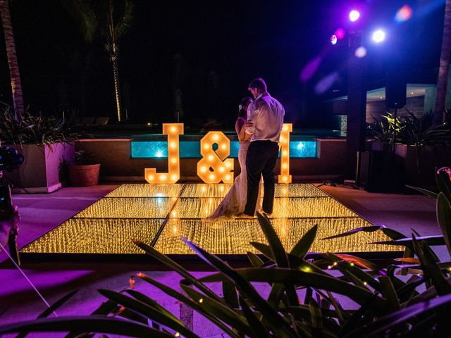 Jay and Mazal's Wedding in Cancun, Mexico 36