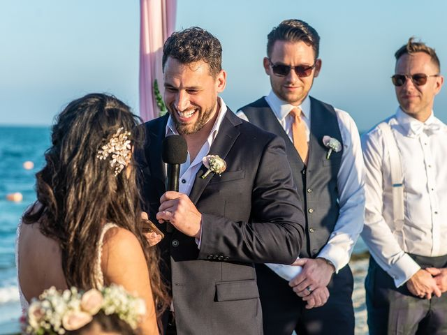 Jay and Mazal's Wedding in Cancun, Mexico 26