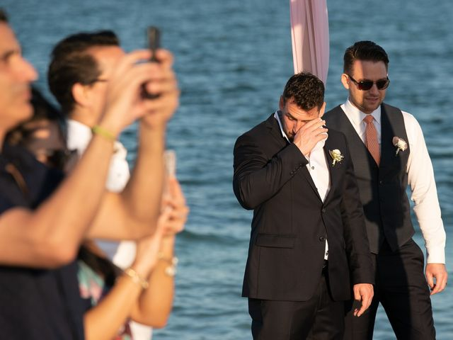 Jay and Mazal's Wedding in Cancun, Mexico 25