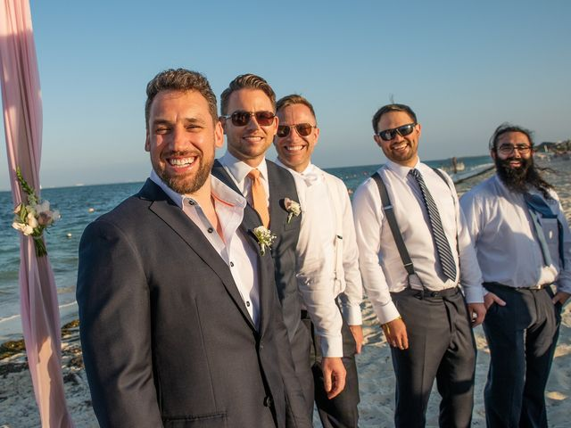 Jay and Mazal's Wedding in Cancun, Mexico 21