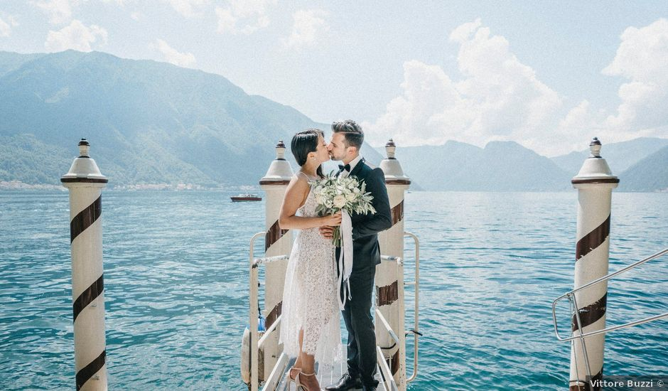 Peter and Loreli's Wedding in Como, Italy