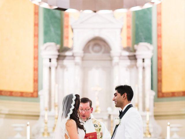 Mollie and Mayur's Wedding in Newport, Rhode Island 13
