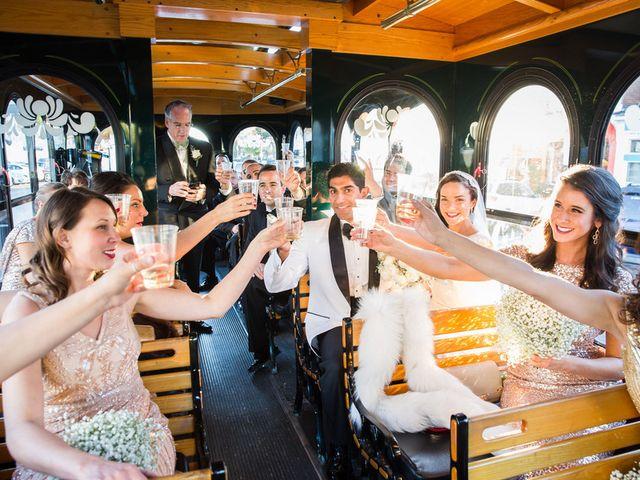Mollie and Mayur's Wedding in Newport, Rhode Island 15