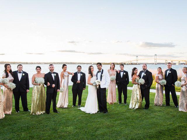 Mollie and Mayur's Wedding in Newport, Rhode Island 16