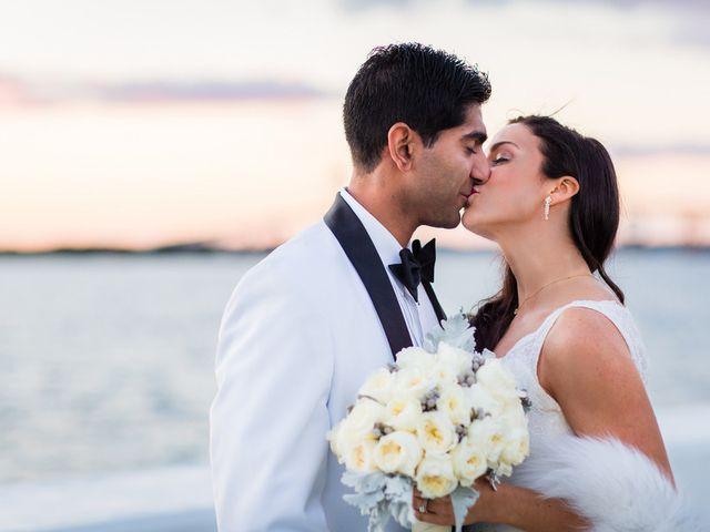 Mollie and Mayur's Wedding in Newport, Rhode Island 19