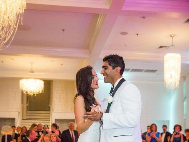 Mollie and Mayur's Wedding in Newport, Rhode Island 27