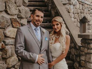 The wedding of Shayla and Nick 1
