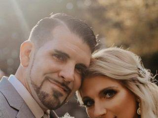 The wedding of Shayla and Nick 2