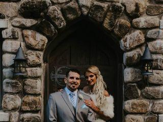The wedding of Shayla and Nick 3