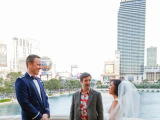 The wedding of Arra and Curtis 2