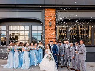 The wedding of Juliana and Tyler 1
