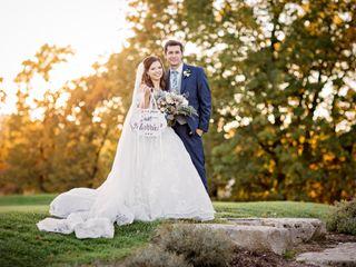 The wedding of Juliana and Tyler