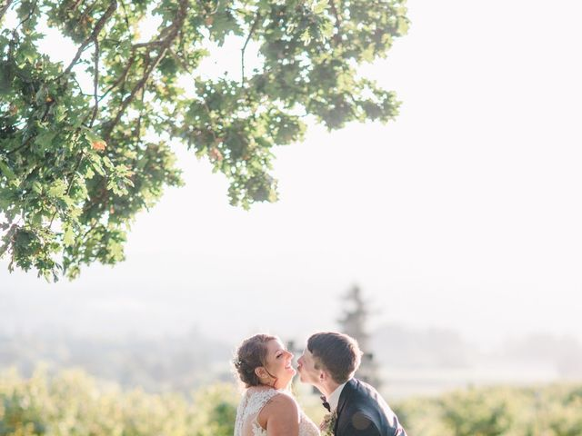 The wedding of Julia and Kyle