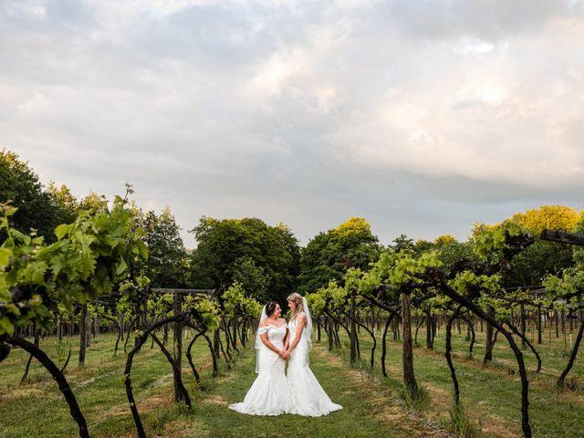 Ellen Lewis-Williams and Samantha Lewis-Williams's Wedding in London, United Kingdom 2