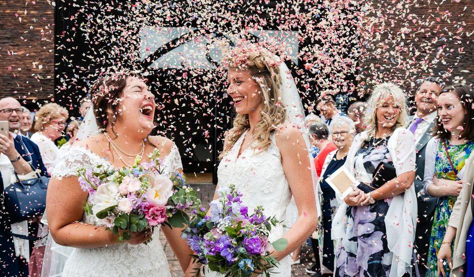Ellen Lewis-Williams and Samantha Lewis-Williams's Wedding in London, United Kingdom