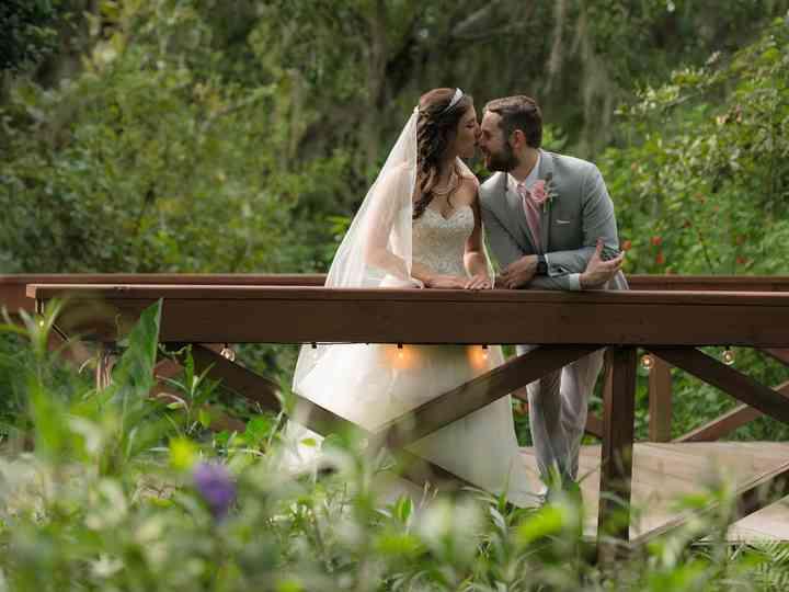 The wedding of Amanda and Eric