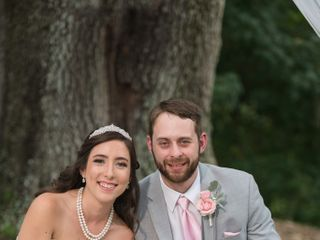 The wedding of Amanda and Eric 2