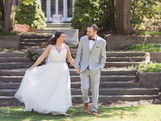 Ben and Kimberly's Wedding in Grand Rapids, Michigan 3