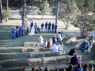 The wedding of William Simianer and Tonya 1
