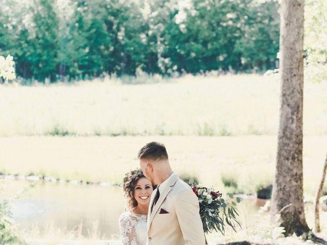 Austin and Kaylee's Wedding in Elberton, Georgia 6