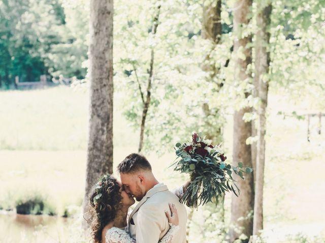 Austin and Kaylee's Wedding in Elberton, Georgia 7