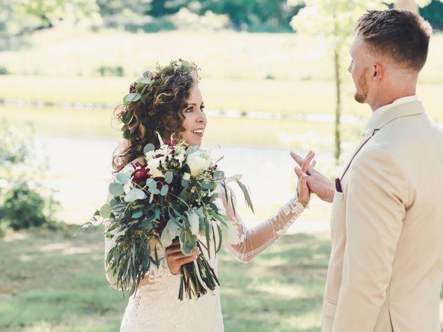 Austin and Kaylee's Wedding in Elberton, Georgia 1