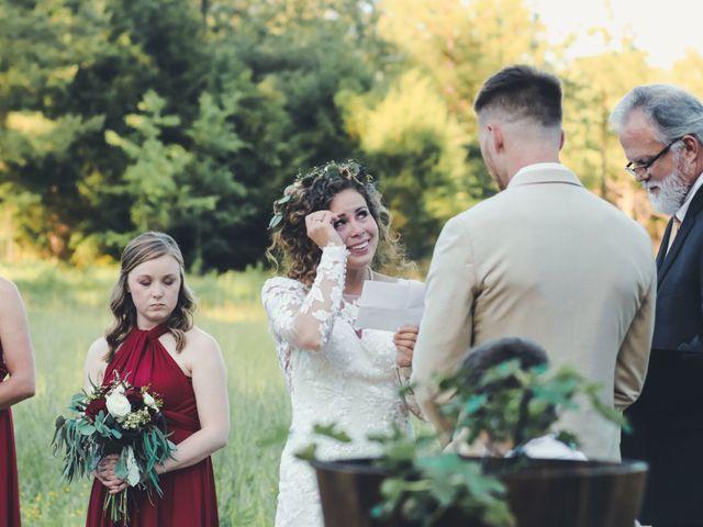 Austin and Kaylee's Wedding in Elberton, Georgia 9