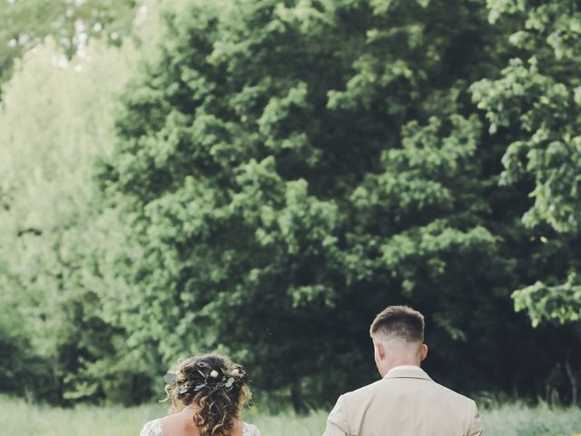 Austin and Kaylee's Wedding in Elberton, Georgia 10