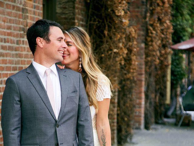 Wes and Jenna's Wedding in Seattle, Washington 1