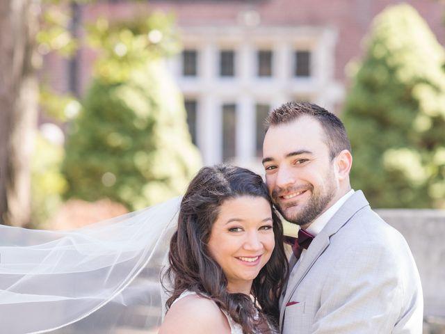 Ben and Kimberly's Wedding in Grand Rapids, Michigan 1