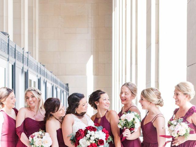 Ben and Kimberly's Wedding in Grand Rapids, Michigan 2