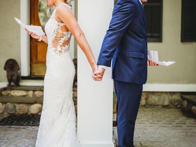 Nicole and Ben's Wedding in Caledonia, New York 3