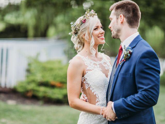 The wedding of Ben and Nicole