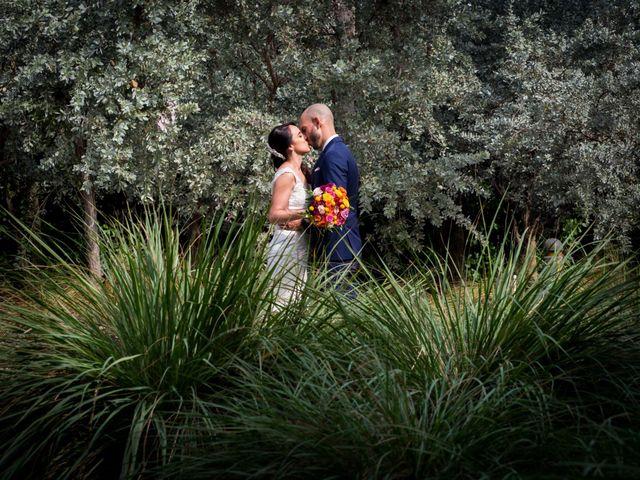 The wedding of Maria and Ricardo