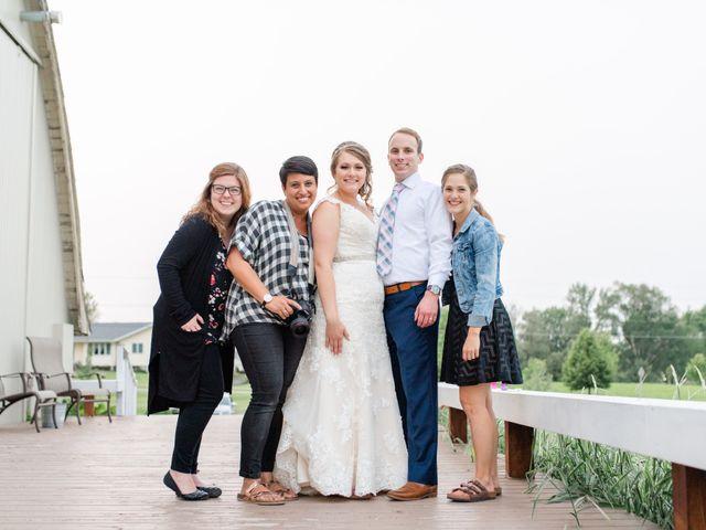 Julie and Adam's Wedding in Oskaloosa, Iowa 19