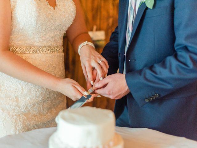 Julie and Adam's Wedding in Oskaloosa, Iowa 23