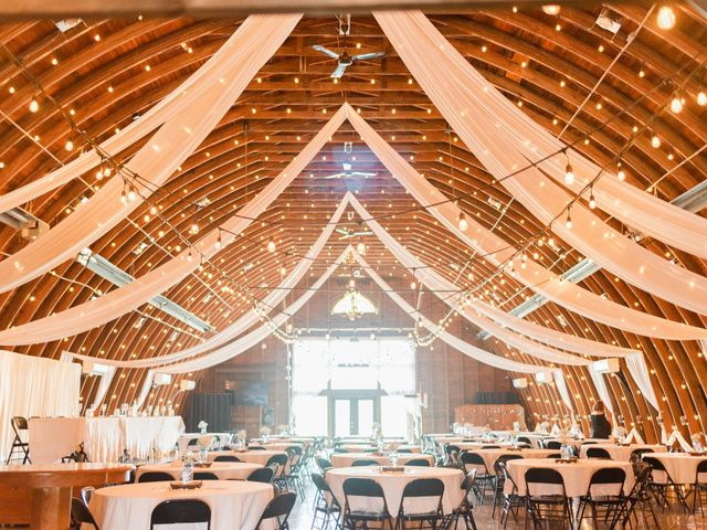 Julie and Adam's Wedding in Oskaloosa, Iowa 25