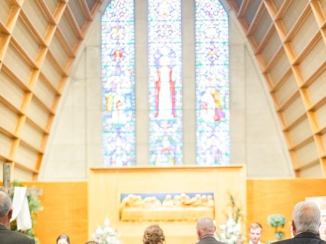Julie and Adam's Wedding in Oskaloosa, Iowa 28