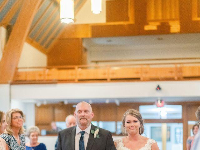 Julie and Adam's Wedding in Oskaloosa, Iowa 29