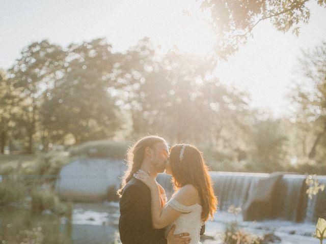 Sean and Kristen's Wedding in Beloit, Wisconsin 5