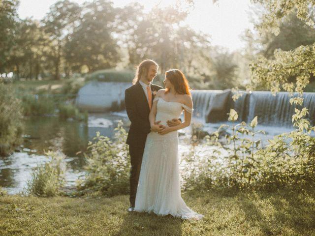 Sean and Kristen's Wedding in Beloit, Wisconsin 6