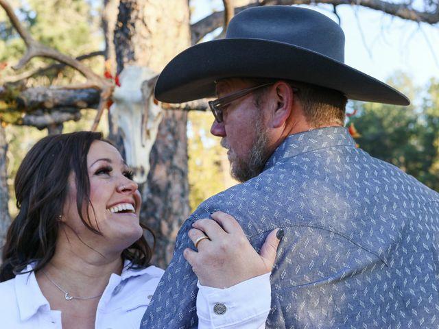 Tonya and William's Wedding in Upton, Wyoming 8