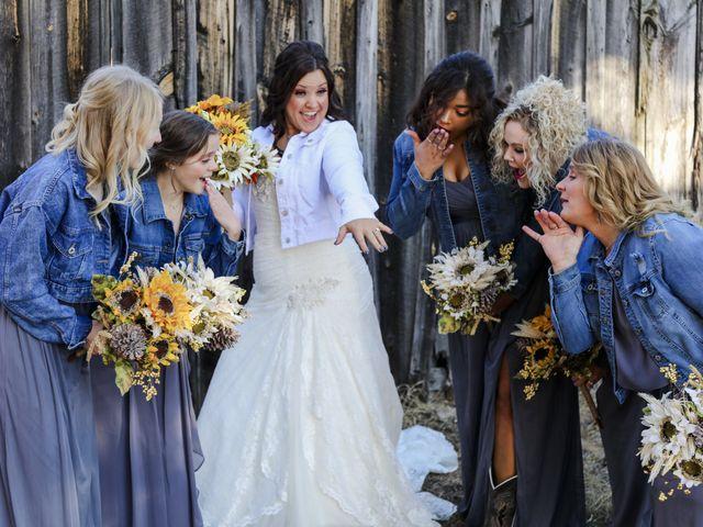 Tonya and William's Wedding in Upton, Wyoming 11