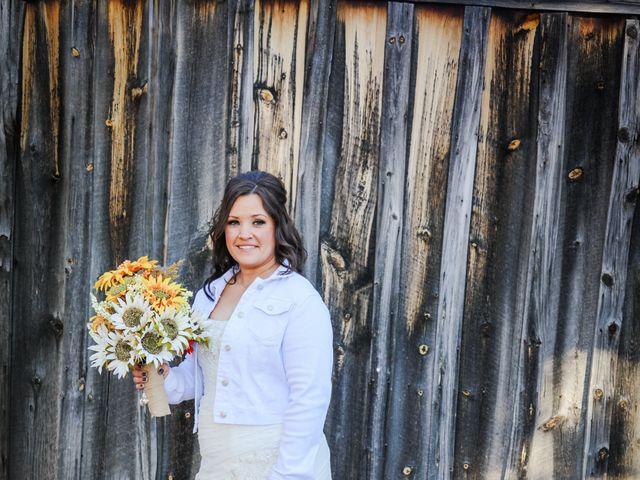 Tonya and William's Wedding in Upton, Wyoming 12
