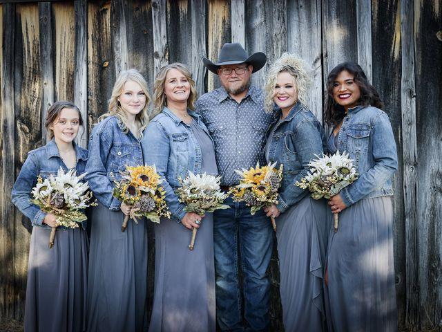 Tonya and William's Wedding in Upton, Wyoming 2