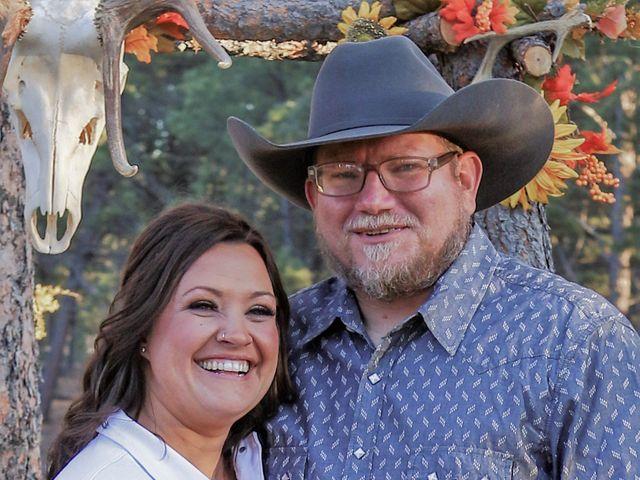 Tonya and William's Wedding in Upton, Wyoming 5