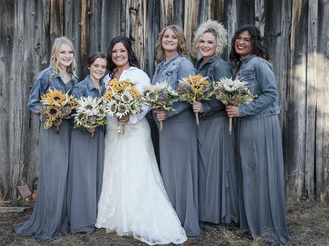 Tonya and William's Wedding in Upton, Wyoming 6