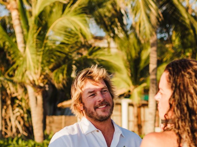 Andy and Brooke's Wedding in Troncones, Mexico 30