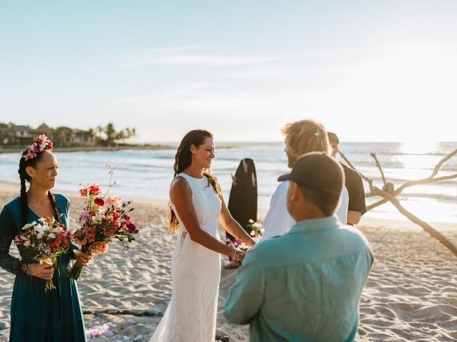Andy and Brooke's Wedding in Troncones, Mexico 33