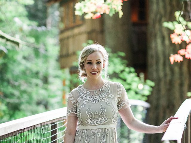 Alicia and Ryan's Wedding in Issaquah, Washington 3